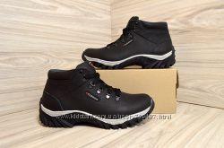 Мужские зимние ботинки CLUBSHOES BOT 5 B2S BLACK