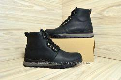 Мужские зимние ботинки CRAVE SHOES BT BLACK