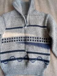 Очень теплый свитер р. 104