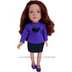 DesignaFriend Большая кукла 46 см Лили в наличии
