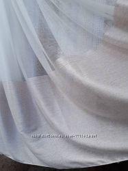 Тюль, тканина льон