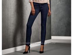 Крутые узкие джинсы стрейч с высокой талией Esmara. 36, 40 евро