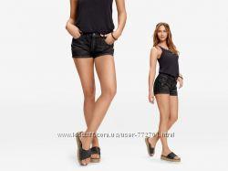 Модные джинсовые шорты Esmara Heidi Klum. 38, 40, 44 евро