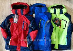 Зимняя термо куртка для мальчика DL&AM Польша , 128-164