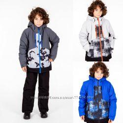 Зимняя лыжная куртка для мальчика Just play 128-170