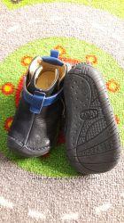 Кожаные ботиночки Chicco на первые шаги