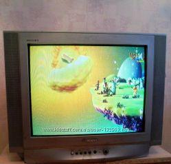 Телевизор Samsung. в рабочем состоянии