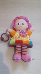 &nbspмягкая кукла Эмилия от Lamaze