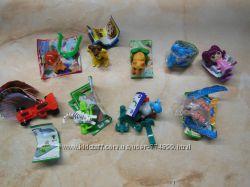 Продам или обменяю игрушки из киндер - сюрпризов из разных серий