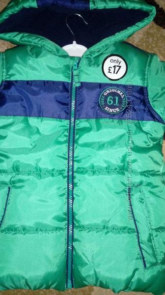 куртка MOTHERCARE на 3-5л