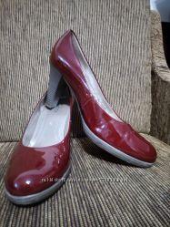 Натуральная кожа. Туфли Лаковые