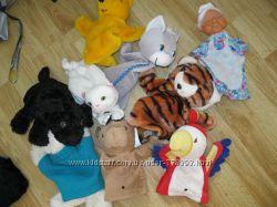 Игрушки для кукольного театра икеа, simba