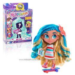 Новинка Куколка-сюрприз с очаровательными волосами Hairdorables