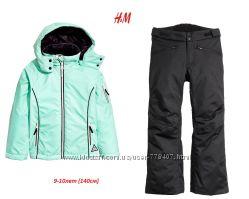 Шикарный лыжный костюм от H&M 9-10лет