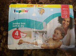 Подгузники Лупилу Lupilu 4ка