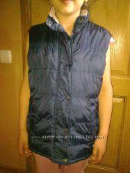 Куртка безрукавка жилетка
