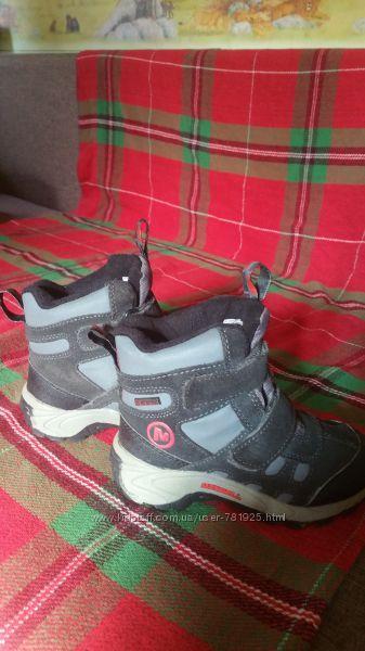 Ботинки Merrell зима