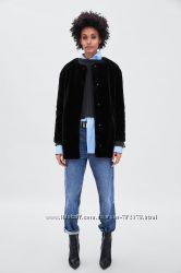Шикарная стильная шубка Zara