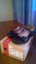 Кожаные  туфельки Lapsy   р. 3321. 5 см на девочку