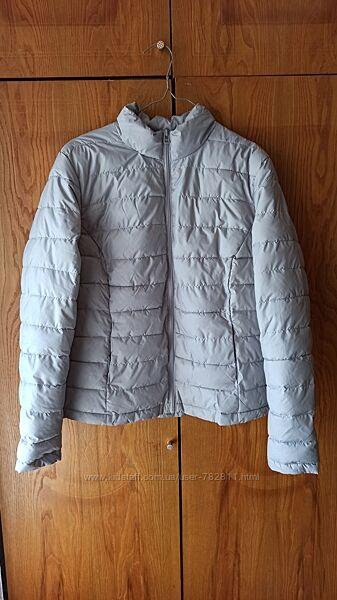 Весенняя курточка на синтепоне серая studio outerwear