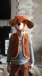 Карнавальный костюм собачки
