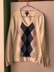Стильный свитер Tommy Hilfiger. Оригинал.
