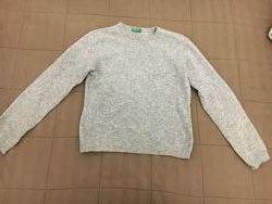 Шерстяной свитер Benetton 8-11 лет