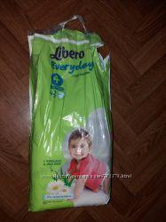 Подгузники Libero Everyday 25 шт от 7 до 18 кг