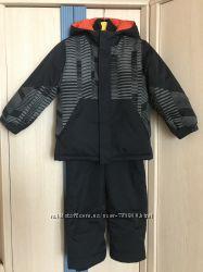 Зимняя куртка и штаны-комбез