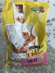 Сухой корм для котят Friskies PURINA