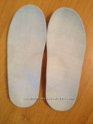 Ортопедические стельки 17 см в обувь для детей 5-6лет