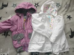 верхняя одежда деми для девочки
