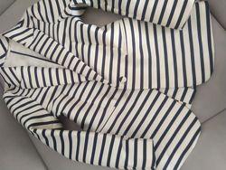 Роскошный стильный фирменный пиджак МЛ