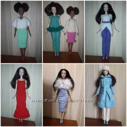 одежда вязаная для кукол барби 35 грн куклы и аксессуары купить