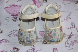 Нарядные туфельки С. Луч для девочки
