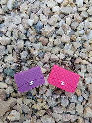 миниатюрные сумочки для кукол chanel