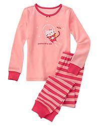 Пижама Gymboree 4T для девочки