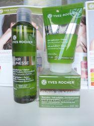 Супер набор elixir jeunesse  детокс и восстановление крем, мицелярка, гель и