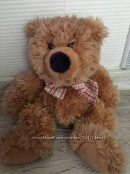 Мишка плюшевый медведь мягкий игрушка мягкая модный 17 см