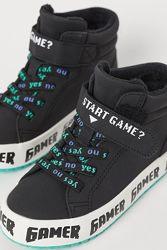 Стильные и качественные ботинки марки H&M осень-весна разные