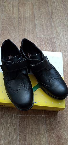 Туфли Вауrak, кожа, шкіряні туфлі