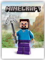 LEGO Minecraft 21143 21122 21142 21133 21135 21140 21130 21144 21136