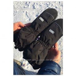 Детские краги, перчатки, варежки Tutu. Качество Reima, Lenne, Huppa