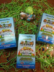 Nature&acutes Plus Иммунобустер Жевательные таблетки для детей