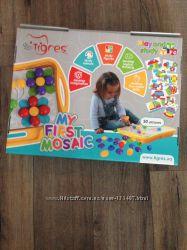 Мозаика для деток тигресс