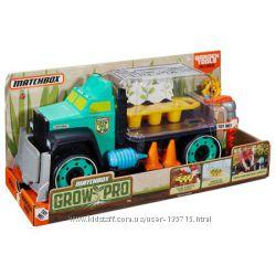 Большой грузовик-теплица садовод Matchbox