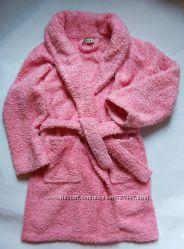 Тёплый халат George на 3-5 года.