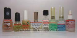 Лечебные базы для ногтей NailTek, Умная Эмаль, Sally Hansen, топ El Corazon
