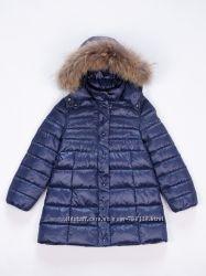 скидка -45 Moncler куртка парка пуховик для девочки Цена Снижена
