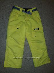 Лыжные штаны рост 110 116